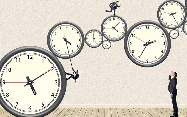 Khung thời gian của phần mềm