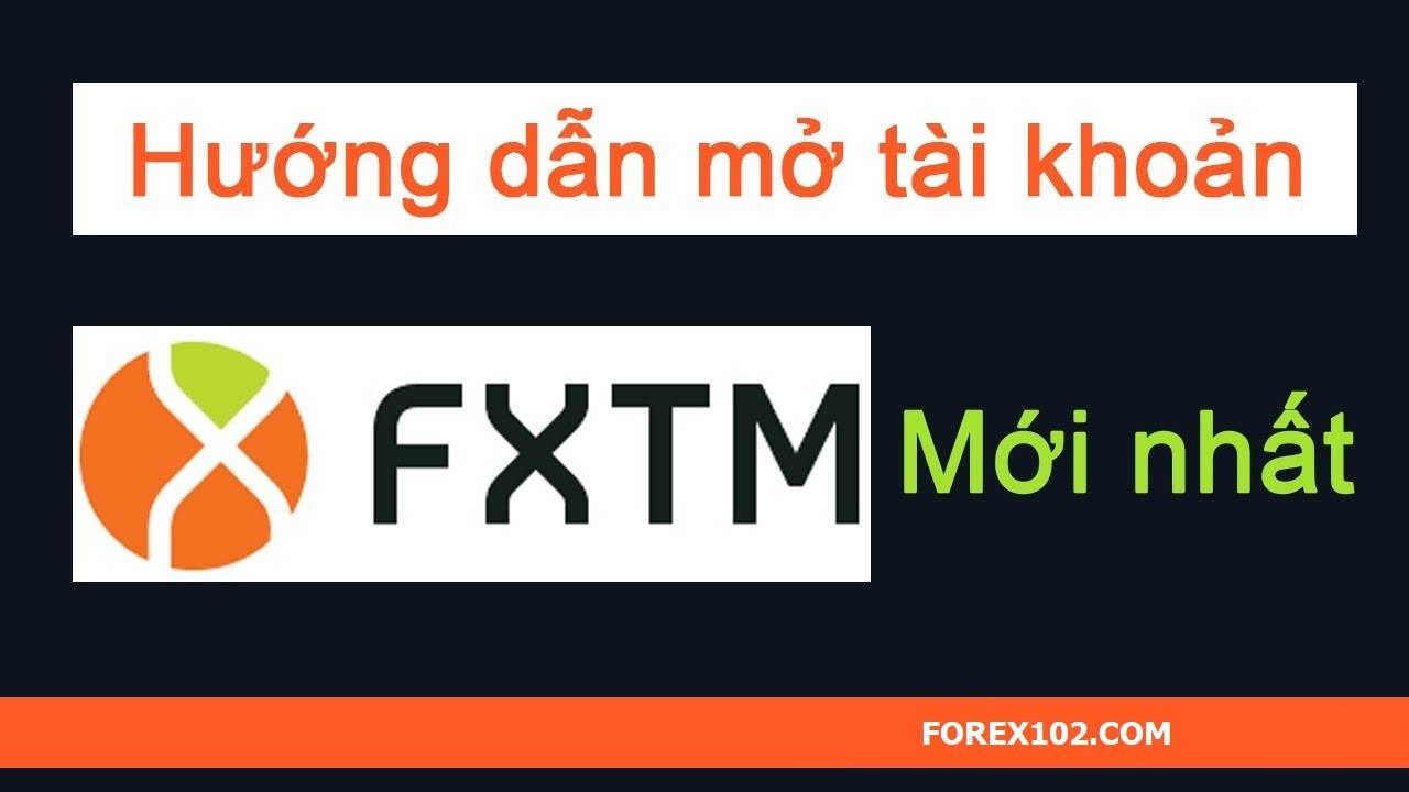 Hướng dẫn mở tài khoản sàn ForexTime