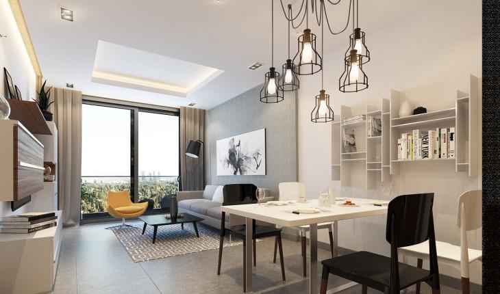 Các loại hình căn hộ dịch vụ cho thuê hiện nay