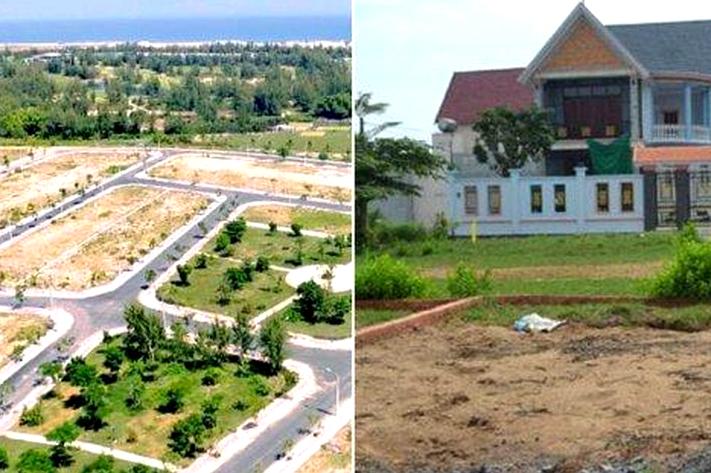 Đất nền dự án và đất thổ cư có gì khác nhau?