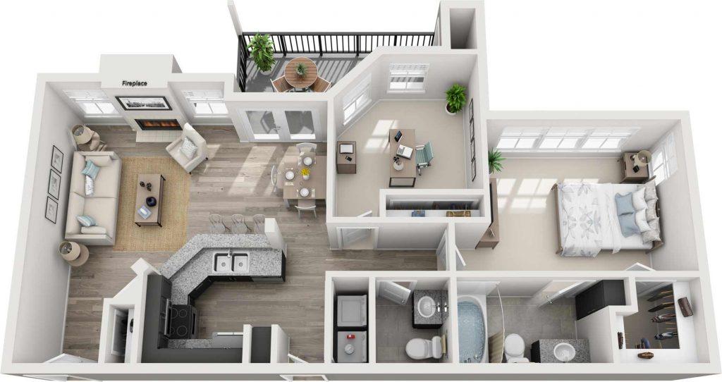 Phát triển căn hộ cho thuê theo ngày tại các điểm du lịch