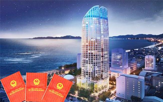 Đầu tư căn hộ condotel có được cấp sổ đỏ không?