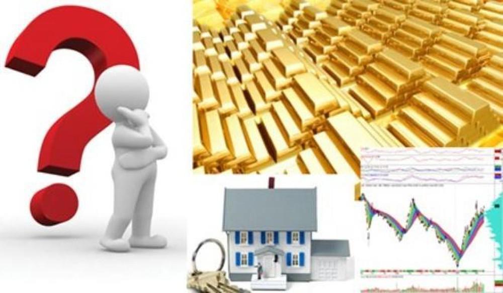 Giá vàng tăng cao có ảnh hưởng đến thị trường bất động sản?