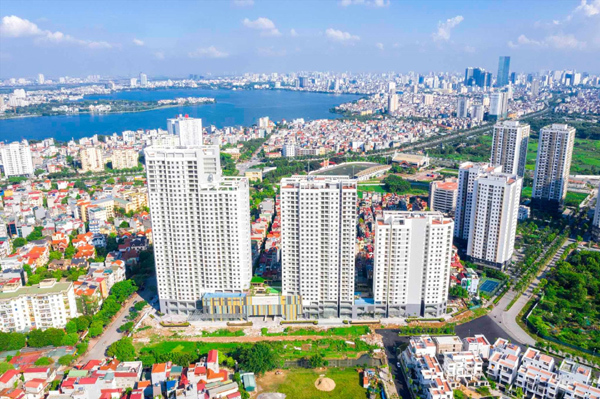 Tại sao giá bất động sản không giảm trong dịch Covid 19?
