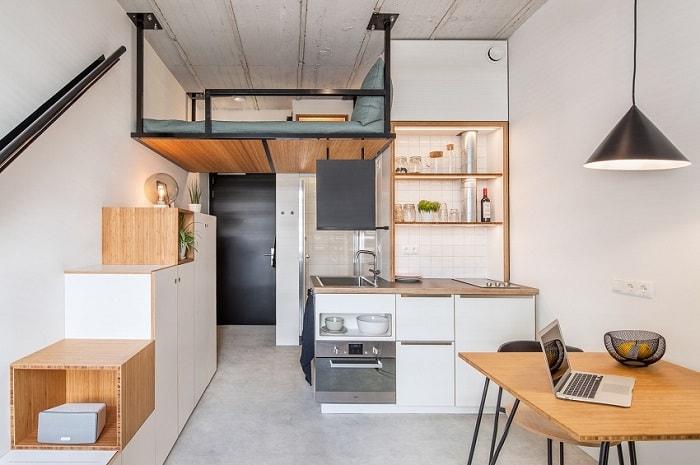 Tìm hiểu những ưu và nhược điểm của căn hộ chung cư mini