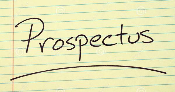 Bản cáo bạch (Prospectus) là gì? Ý nghĩa của bản cáo bạch