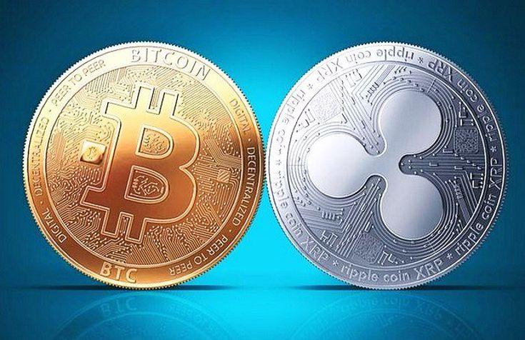 Điểm khác biệt giữa Bitcoin (BTC) và Ripple (XRP)