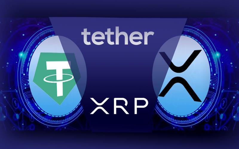 Tether vượt lên XRP, lọt vào top 3 tiền điện tử