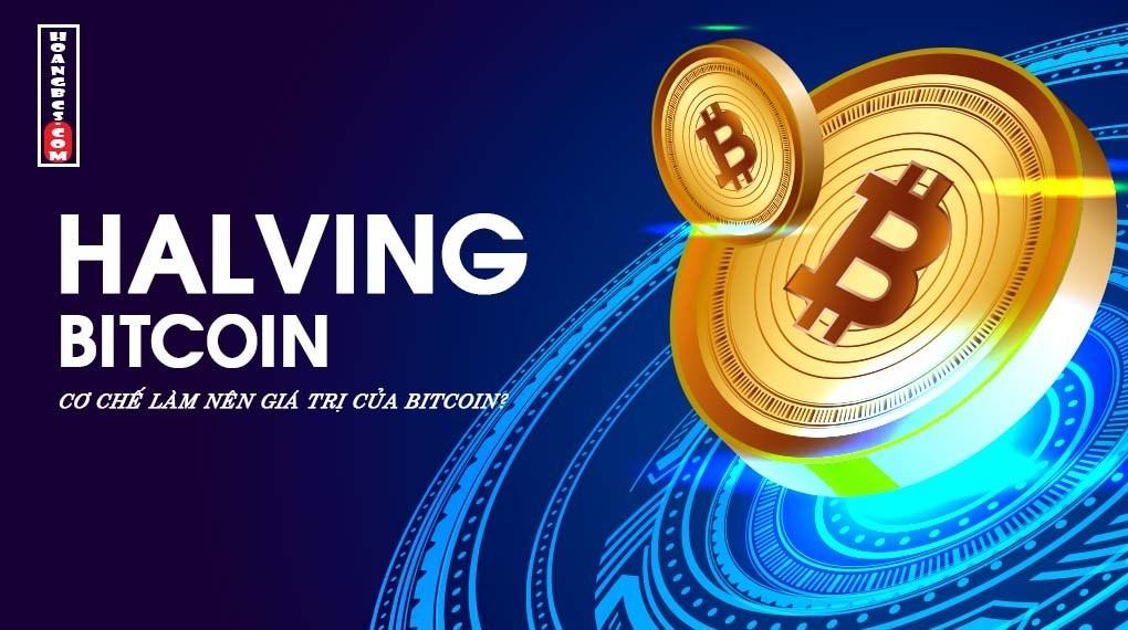 Bitcoin Halving là gì ? Nó có ý nghĩa gì với giá Bitcoin ?