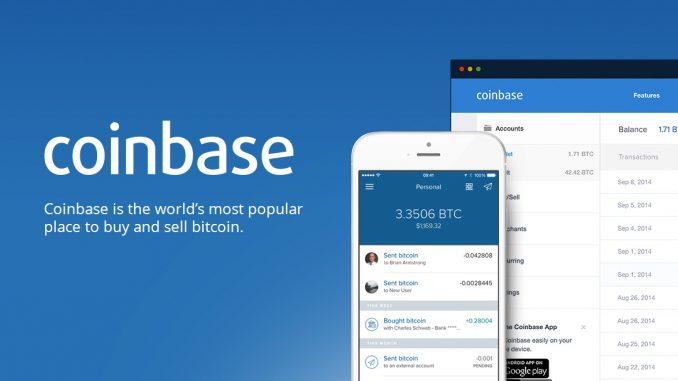 Hướng dẫn tạo ví Coinbase chi tiết để trữ BTC, ETH an toàn
