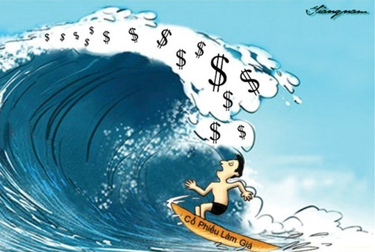 Lướt sóng chứng khoán là gì? Vì sao nhà đầu tư thích lướt sóng chứng khoán