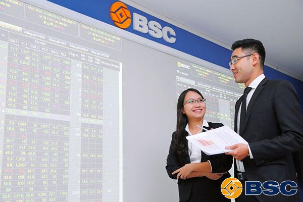 Lưu ký chứng khoán và 2 bước đơn giản lưu ký chứng khoán BSC