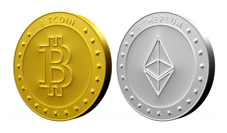 Sự khác biệt giữa Bitcoin và Ethereum
