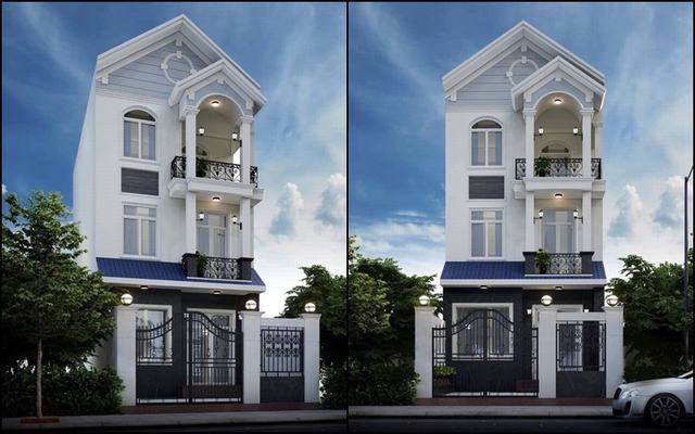 Lưu ý khi xây nhà phố để kinh doanh bất động sản