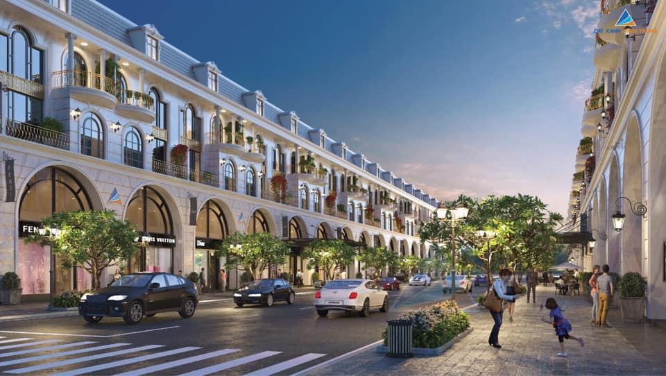 Những điều cần biết khi đầu tư vào shophouse tại Đà Nẵng