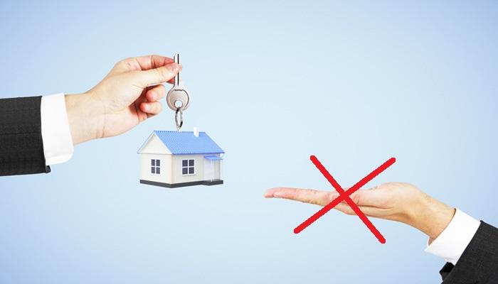 Những trường hợp không được phép bán nhà