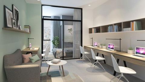 Tìm hiểu về pháp lý căn hộ văn phòng Officetel