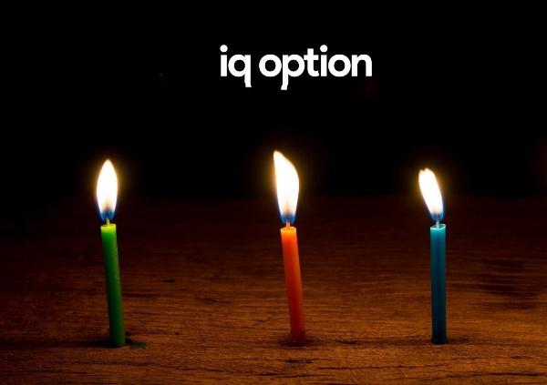 Chiến thuật chơi IQ Option với mô hình 3 cây nến