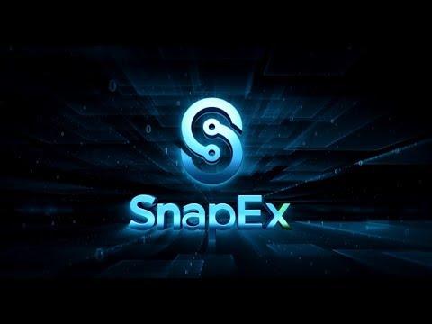 Hướng dẫn đăng ký, xác minh, nạp và rút sàn SnapEx