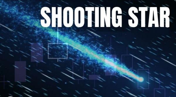 Mô hình nến Shooting Star – Bắn sao nghĩa là gì?