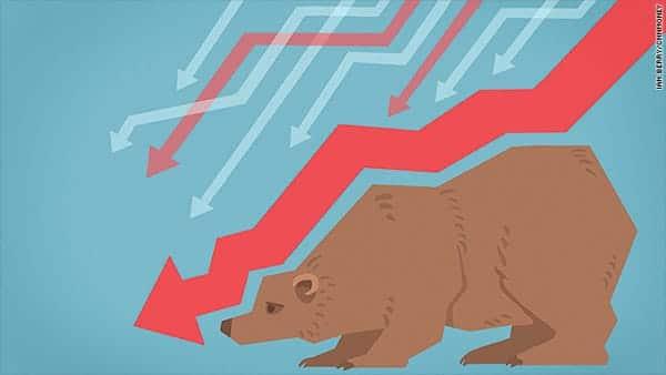 Bear market là gì? Những điểm cần lưu ý khi đầu tư thị trường gấu