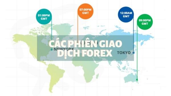 Phiên giao dịch là gì? Các phiên giao dịch trên thị trường Forex