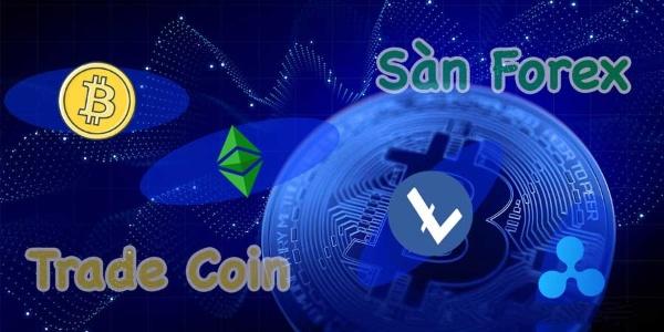 Sàn forex uy tín hỗ trợ giao dịch Bitcoin?