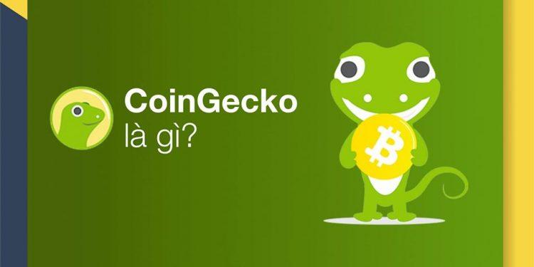 Coingecko là gì? Hướng dẫn đăng ký tài khoản trên CoinGecko