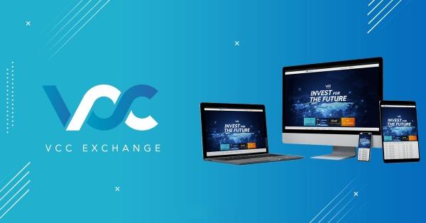 Hướng dẫn đăng ký tài khoản, cách nạp và rút sàn VCC Exchange