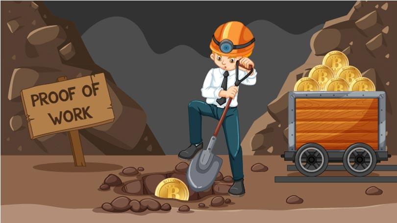 Proof Of Work là gì? Thông tin thuật toán đầu tiên của mạng lưới Blockchain