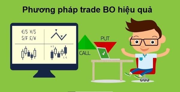 Phương pháp trade BO hiệu quả dành cho người mới