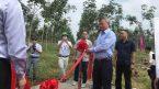 Bàn giao mặt bằng xây dựng giai đoạn 1 dự án sân bay Long Thành