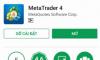 Hướng dẫn chi tiết sử dụng phần mềm MT4 trên điện thoại android